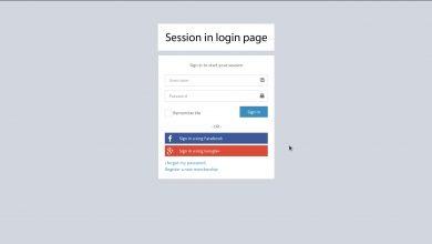 Photo of session در asp.net  چیست و چه کاربردی دارد