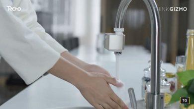 Photo of چشمی هوشمند آب برای صرف جویی در مصرف آب + فیلم