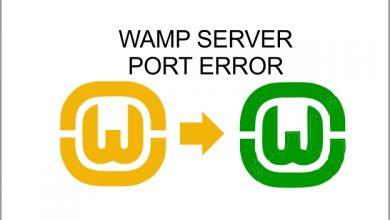 Photo of مشکل در نصب wampserver و سبز کردن آیکون نارنجی wampserver