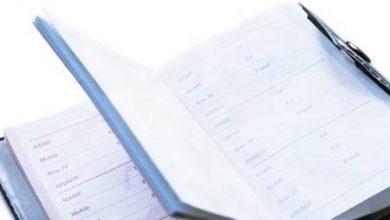 پروژه رایگان دفترچه تلفن در سی شارپ