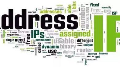 Photo of کلاس های آدرس ip ورژن ۴
