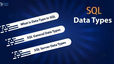 Photo of انواع داده ها در sql server
