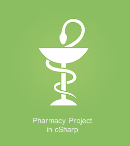 پروژه سیستم داروخانه در سی شارپ