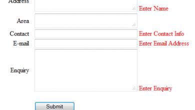 Photo of بررسی خالی بودن کنترل در asp.net