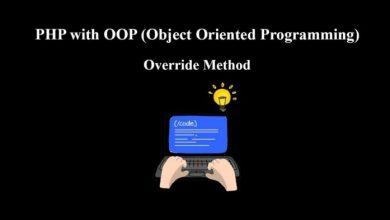 Photo of متد Overriding در php + مثال