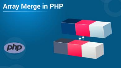 Photo of تابع array_merge در php