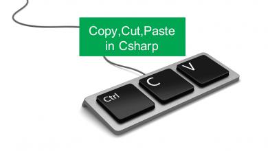 Photo of کپی کردن متن TextBox با متد Copy و SelectAll در سی شارپ