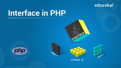 Photo of آموزش کلاس interface در php