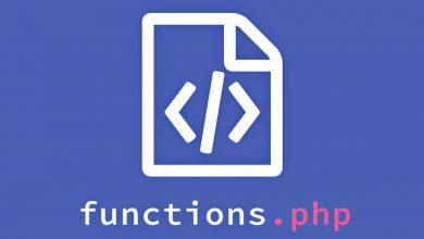 Photo of انوع توابع در php و روش های تعریف آنها
