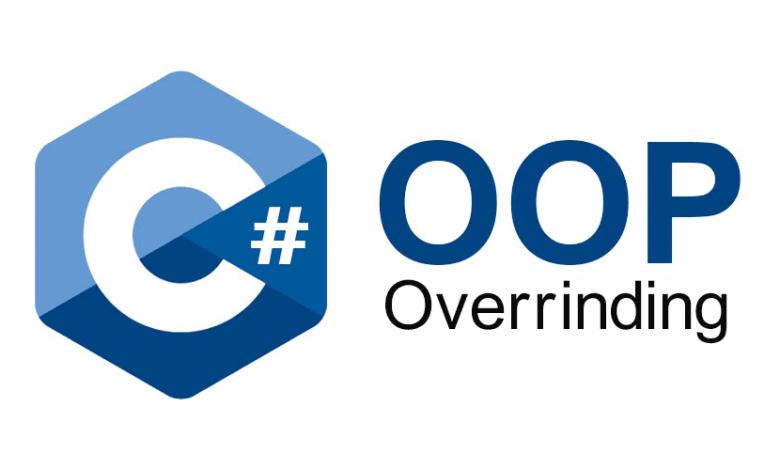 تعریف overriding در سی شارپ