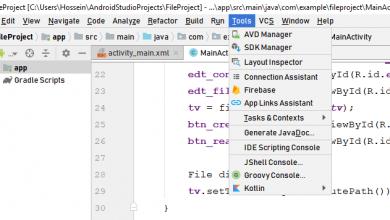 Photo of Android Device Monitor در نسخه جدید کجاست؟