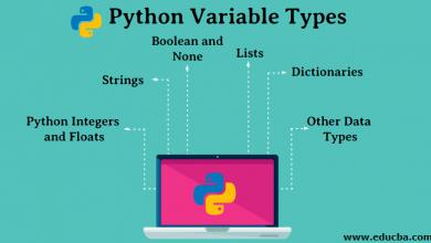 Photo of آموزش متغیرها و نوع داده ها در پایتون