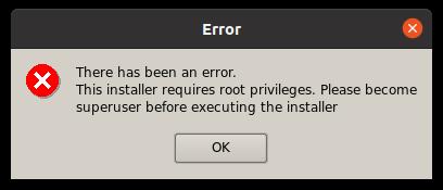 خطا در نصب زمپ سرور در لینوکس ابونتو