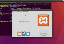 Photo of نصب xampp server در لینوکس ubuntu