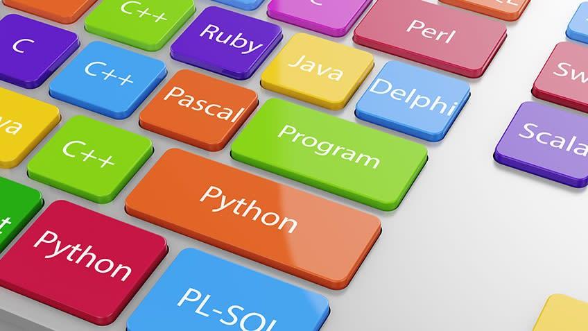 معرفی زبان های برنامه نویسی